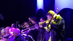 Rock Funk Horn Section